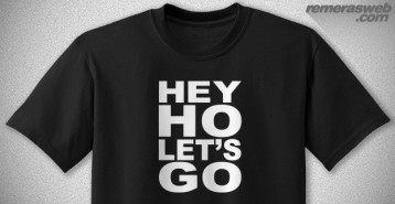 The Ramones (4) | Hey Ho Let's Go