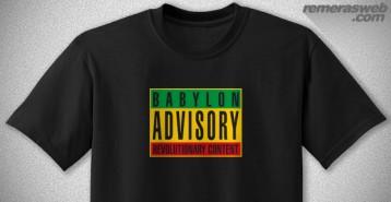 Babylon Advisory | Revolutionary Content