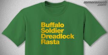Buffalo Soldier | Dreadlock Rasta