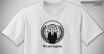 Anonymous | We are legion
