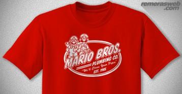 Mario Bros. (2) | Plumbing Co.