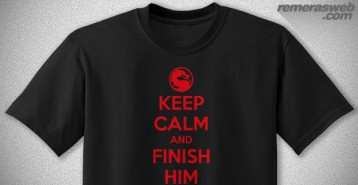 Mortal Kombat (2) | Keep Calm and Finish...