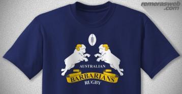 Australian Barbarians