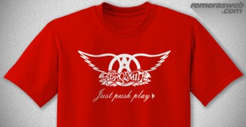 Aerosmith | Just Push Play