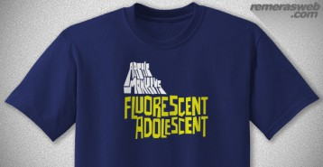 Arctic Monkeys (2) | Fluorescent Adolescent