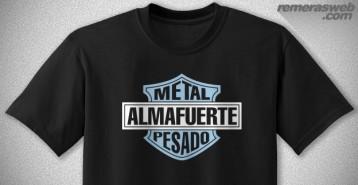 Almafuerte (2) | Metal Pesado