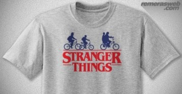 Stranger Things (2) | Bicicletas