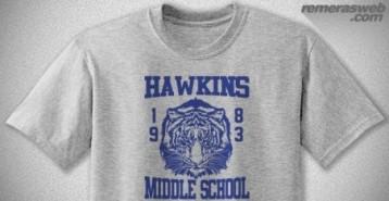 Stranger Things (5) | Hawkins Middle School