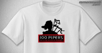 100 Pipers | De Luxe Scotch Whisky