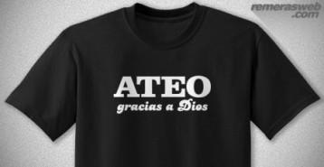 Ateo | gracias a Dios