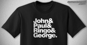 The Beatles (3) | John & Paul & George &...