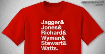 Rolling Stones (3) | Jagger & Jones &...