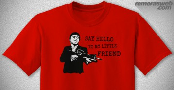 Scarface | Say hello to my little friend