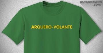Arquero-Volante