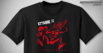 Attaque 77 (2) | Antihumano