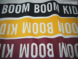 Remera de Boom Boom Kid
