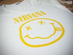 Remera de Nirvana