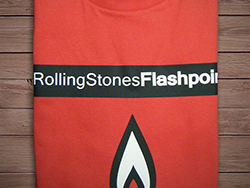 Remera de The Rolling Stones Flashpoint