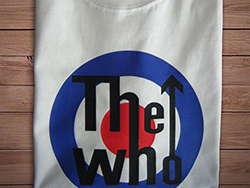 Remera de The Who
